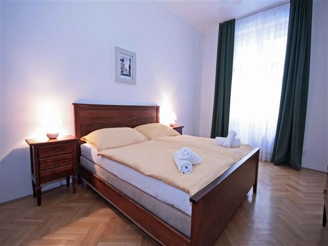 ApartmentsApart Old Town B21 - Image 1 - Prague - rentals