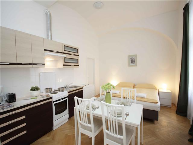 ApartmentsApart Old Town B23 - Image 1 - Prague - rentals