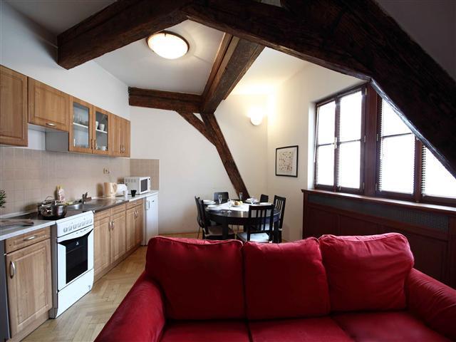 ApartmentsApart Old Town C21 - Image 1 - Prague - rentals