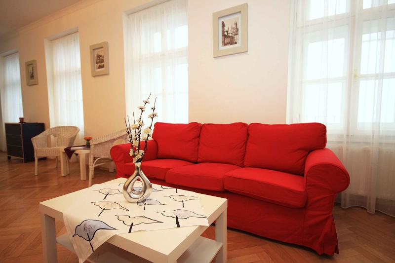 ApartmentsApart Prague Central 1 - 2B - Image 1 - Prague - rentals