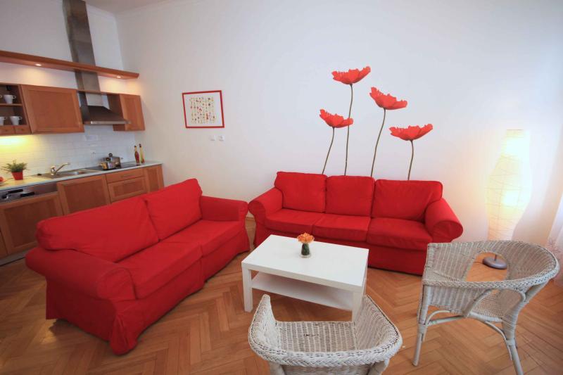 ApartmentsApart Prague Central 4 - 3B - Image 1 - Prague - rentals