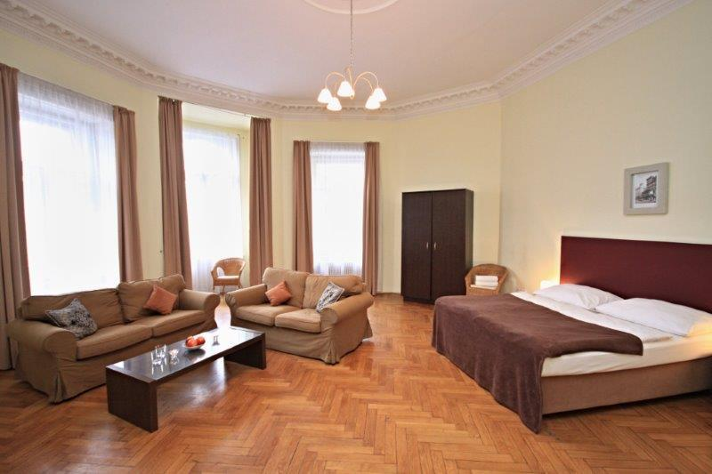 ApartmentsApart River View 23 - Image 1 - Prague - rentals