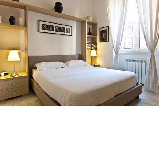 BEDROOM - ROMAN HOLIDAY APARTMENT IN ROME CITY CENTER - Rome - rentals