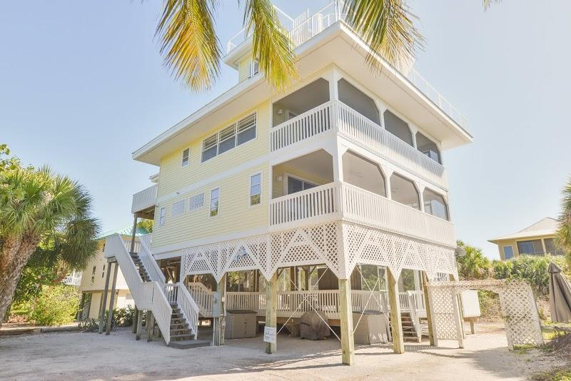Serendipity-4BR/4BA - Sleeps up to 10 - Image 1 - Captiva Island - rentals
