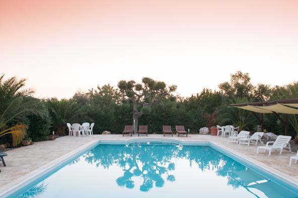 Pool - Masseria Cesarina, Puglia, Italy - Castellana Grotte - rentals