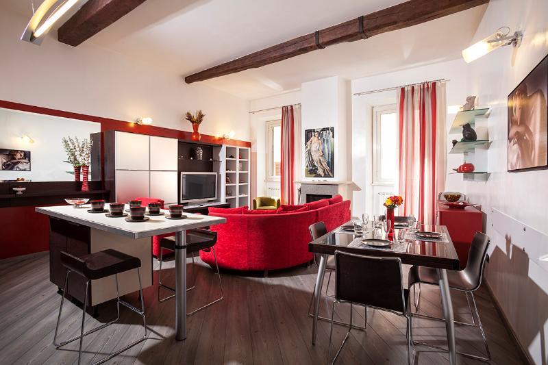 Helios apartment - Image 1 - Rome - rentals