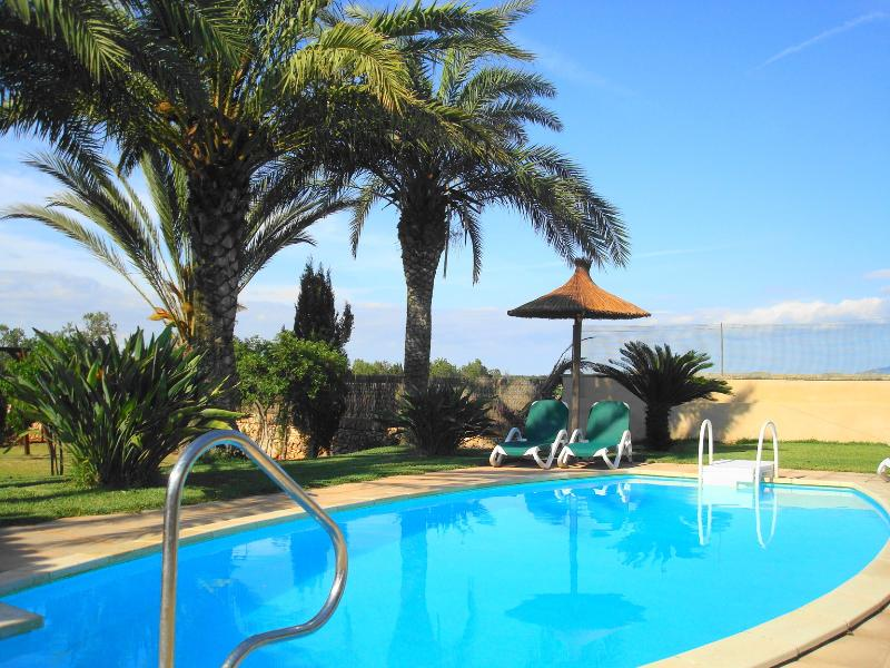 Private Pool Garden - Beautiful 5 Bedroom Mallorca Rural Finca Villa - Campos - rentals