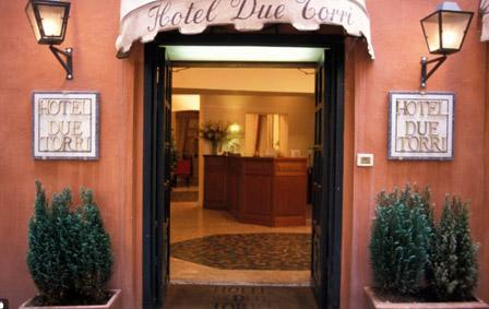 Hotel due Torri | Villas in Italy, Venice, Rome, Florence and Paris - Image 1 - Rome - rentals