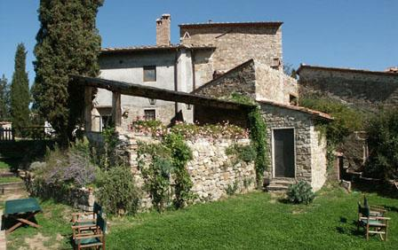 CasaVecchia Volpaia | Villas in Italy, Venice, Rome, Florence and Paris - Image 1 - Tuscany - rentals