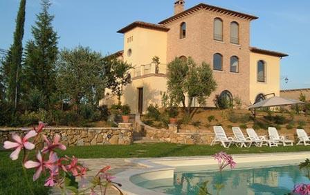 Villa Valia - Image 1 - Cortona - rentals
