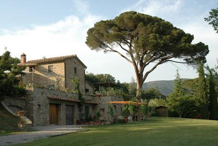 Villa Pino - Image 1 - Cortona - rentals