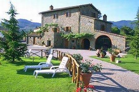 Villa in Casa Vittorio Sopra | Rent Villas | Classic Vacation - Image 1 - Cortona - rentals