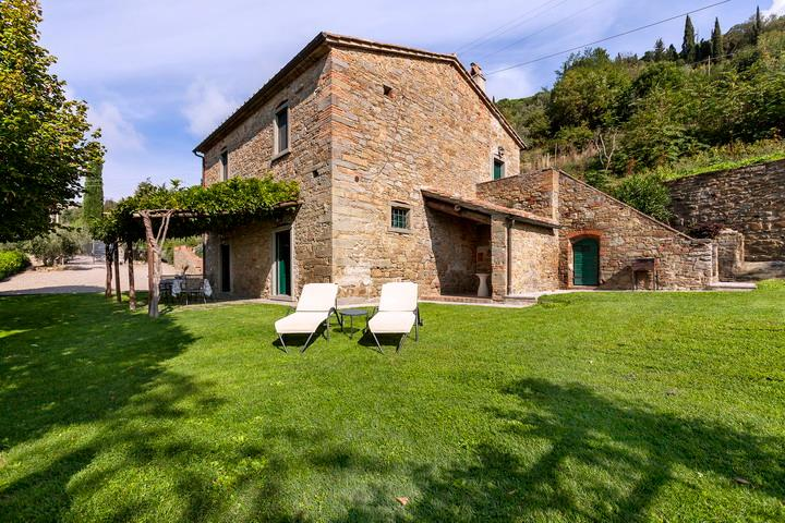 Casa Cristina | Villas in Italy, Venice, Rome, Florence and Paris - Image 1 - Cortona - rentals