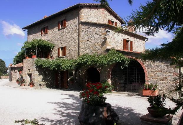 Podere Vittorio Villa for Rent | Rent Villas | Classic Vacation - Image 1 - Cortona - rentals