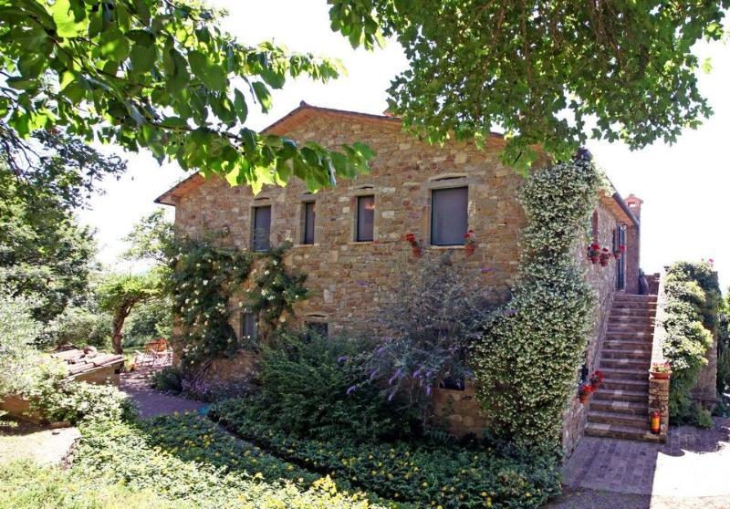 Villa in La Quercia | Rent Villas | Classic Vacation - Image 1 - Cortona - rentals