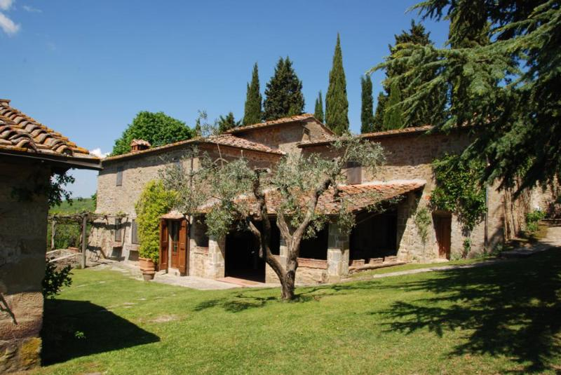 Villas in Pozza di Volpaia | Rent a Villa with Classic Vacation Rental! - Image 1 - Tuscany - rentals