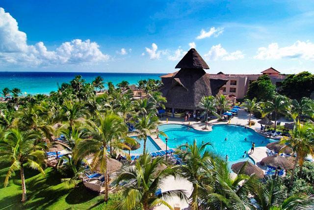 Sandos Playacar Beach Resort and Spa,All inclusive - Image 1 - Playa del Carmen - rentals