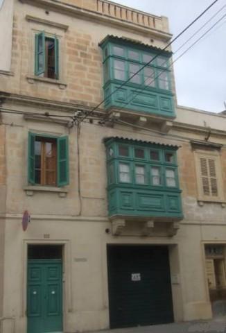 Exterior building accommodation - Sliema Rooms Rent Malta - Sliema - rentals