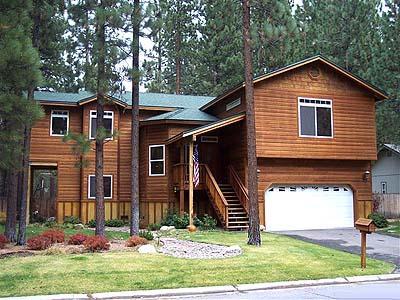 Exterior - 1355 Angora Lake - South Lake Tahoe - rentals