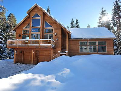 Exterior - 2120 Shawnee - South Lake Tahoe - rentals