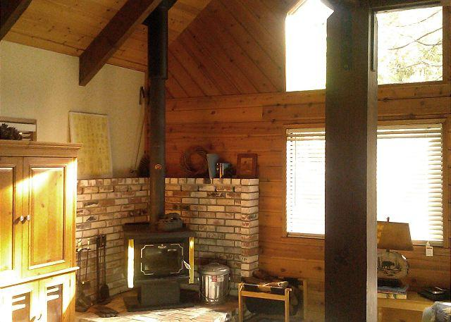 Nestled In - Charming, affordable mountain cabin located in the forested Blue Lake Springs - Arnold - rentals
