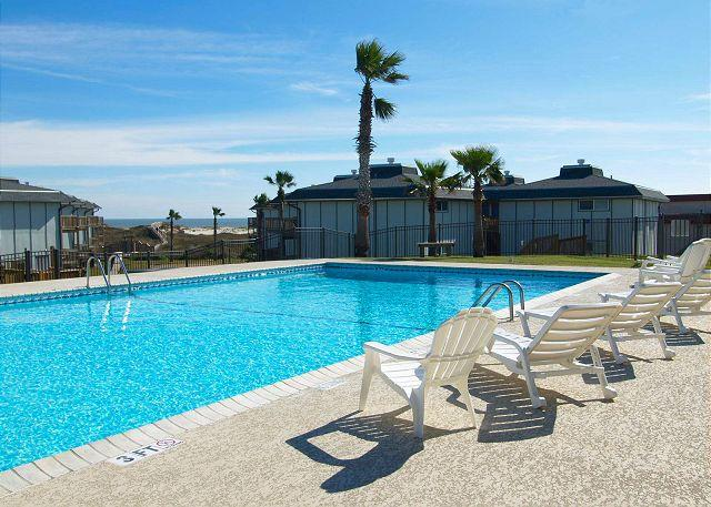 2 bedroom, 2 bath TOTALLY REMODELED condo with a great view! - Image 1 - Port Aransas - rentals