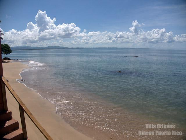 Calm Day view from our terrace. - Yoga Retreats!!   Beach Vacation!! - Rincon - rentals