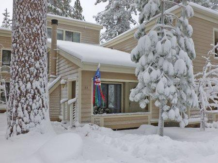 Private Forest Pines Townhome Steps from Exclusive Beach ~ RA724 - Image 1 - Incline Village - rentals