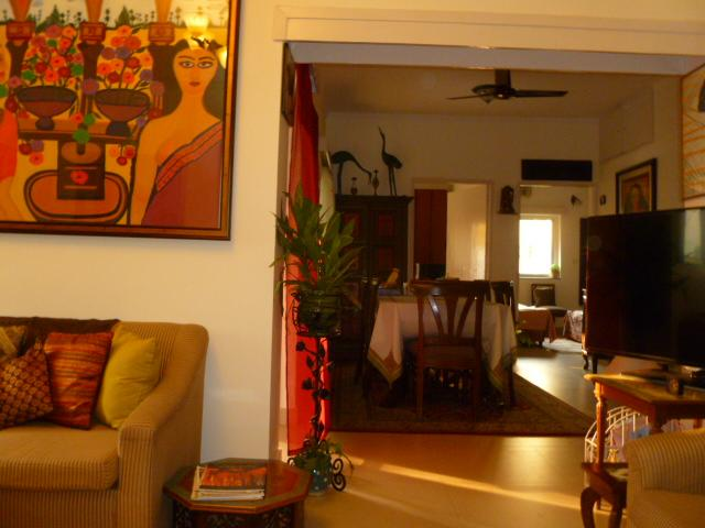 Lobby - Mayas Nest B&B the safest launching pad in Delhi, India - New Delhi - rentals