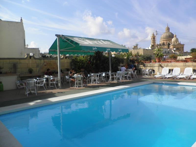 Swimming Pool View - Mariblu Bed & Breakfast - Xewkija - rentals