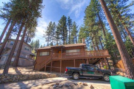 Ideal 4 BR, 2 BA House in Zephyr Cove NVH1001 - Image 1 - Zephyr Cove - rentals