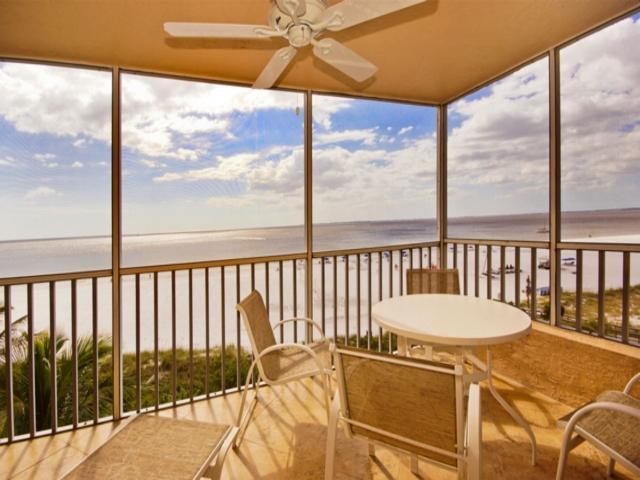 Estero Island Bch Villas 405 BV405 - Image 1 - Fort Myers Beach - rentals