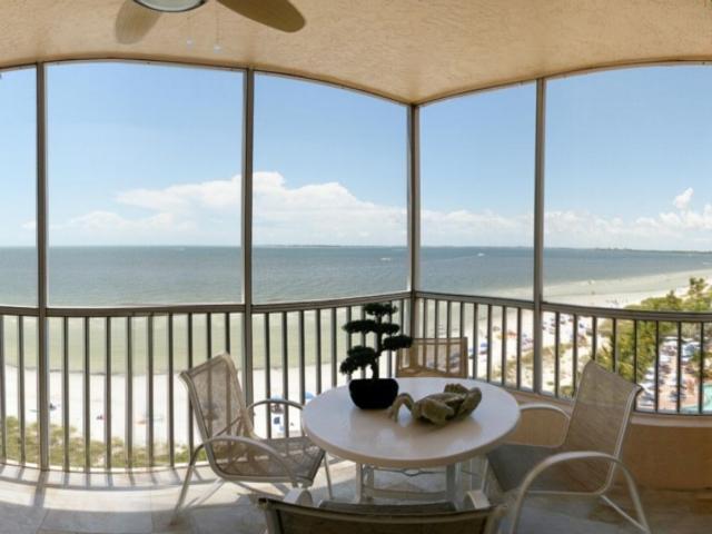Estero Island Bch Villas 606 BV606 - Image 1 - Fort Myers Beach - rentals