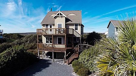 Exterior - Southern Wynds, 108 S Permuda Wynds, NTB - North Topsail Beach - rentals