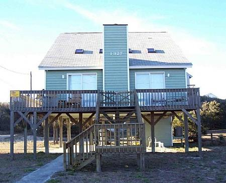 Daughtry Home - Daughtry,1327 S Shore Dr, Surf City,NC - Surf City - rentals