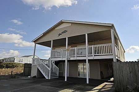 Shore's Bliss - Shore's Bliss 408 N Shore Dr, SAVE UP TO $130!!! - Surf City - rentals