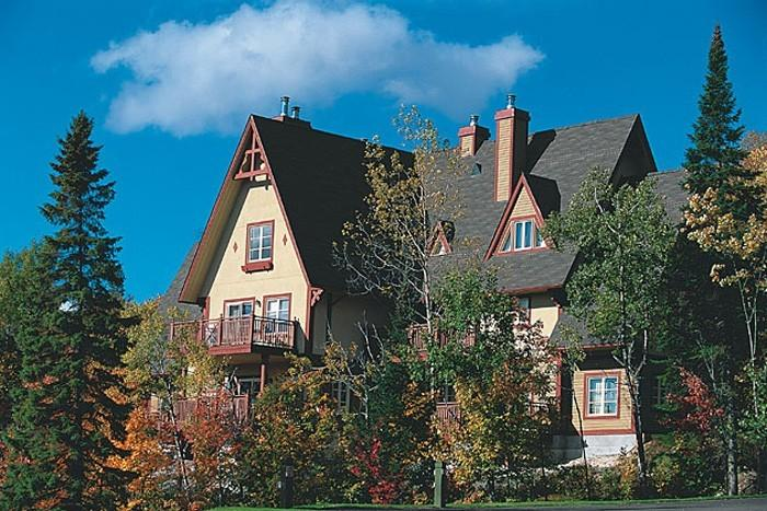 Fabulous House with 1 Bathroom in Mont Tremblant (Le Plateau   202-1A) - Image 1 - Mont Tremblant - rentals