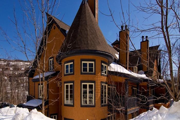 Mont Tremblant 3 BR/2 BA House (Les Manoirs   102-8) - Image 1 - Mont Tremblant - rentals