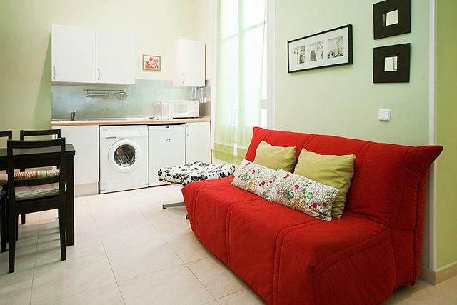 Madrid Cozy Low-Cost & Central GranVia3 - Image 1 - Madrid - rentals