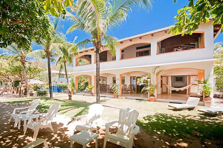 Villa Olivia, Costa Rica Beachfront Vaction Home - Ultimate Oceanfront Location, Villa Olivia - Playa Grande - rentals