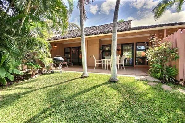 Ideal House with 1 Bedroom & 2 Bathroom in Lahaina (Puamana 80-4 (1/2) Superior GV) - Image 1 - Lahaina - rentals