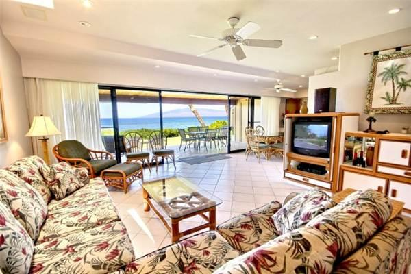 Amazing House with 4 Bedroom-4 Bathroom in Lahaina (Puamana 150-2 (4/3.5) Superior OF) - Image 1 - Lahaina - rentals