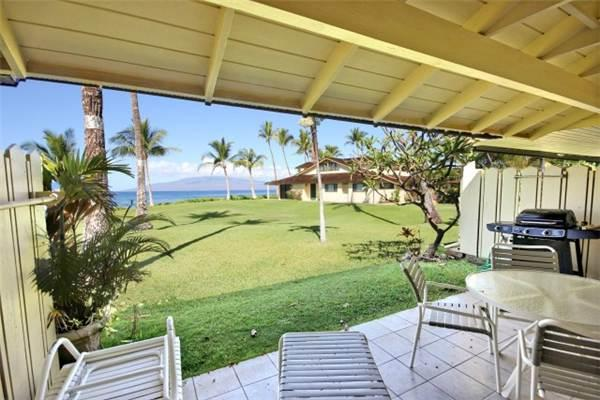 Perfect 2 Bedroom & 2 Bathroom House in Lahaina (Puamana 216-2 (2/2) Superior OF) - Image 1 - Lahaina - rentals