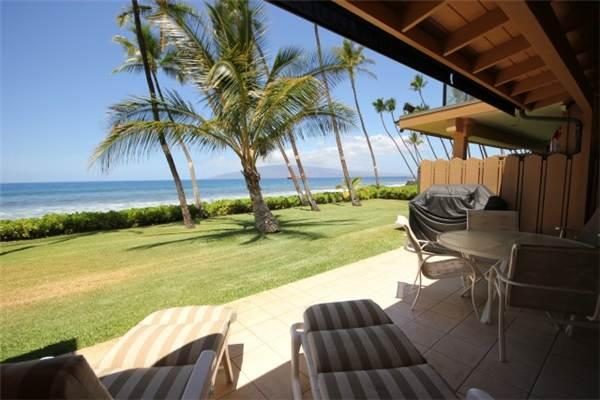 Wonderful 2 Bedroom & 2 Bathroom House in Lahaina (Puamana 43-2 (2/2) Superior OF) - Image 1 - Lahaina - rentals