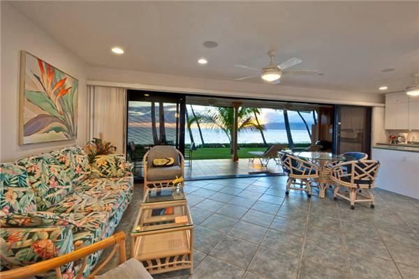 Ideal 1 BR/2 BA House in Lahaina (Puamana 43-4 (1/1) Premium OF) - Image 1 - Lahaina - rentals