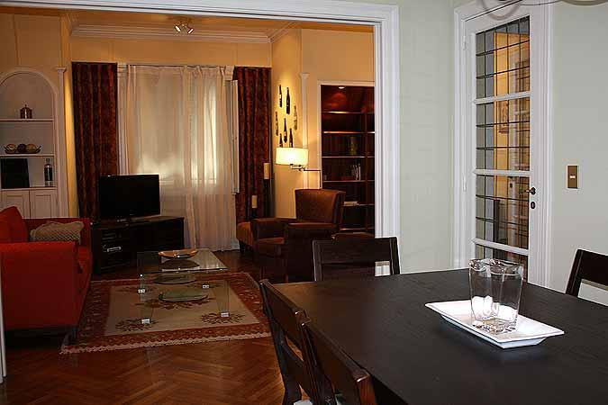 Luxury 2 bedroom condo in Recoleta - Libertad st. - Image 1 - Buenos Aires - rentals