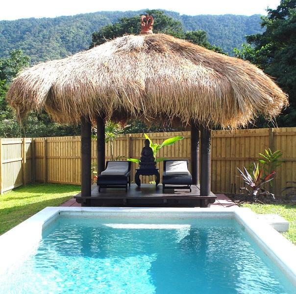 Tropical Pool and Mountain Views - Latania Luxury Villa - Palm Cove - Cairns - Palm Cove - rentals