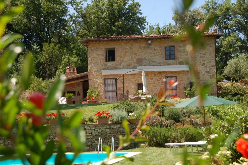 Al Casino dei Papi, Lucca - Tuscany Lucca- Villa 3 Bedr, 3 Bathr - Pool - Wifi - Lucca - rentals