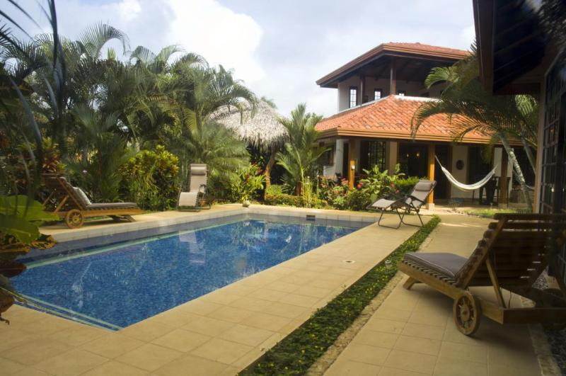 Main House and Pool - Ultimate Vacation for 6 People - Tambor - rentals