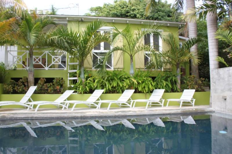 Palm Cottages - The Palm Cottage - LUSH TROPICAL OASIS - Image 1 - Isla de Vieques - rentals